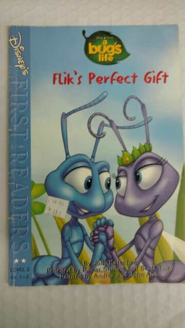 Disney's First Readers: Flik's Perfect Gift No. 19 by Judy Katschke (1998, Paper