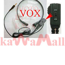 Throat VOX mic 1pin for Cobra Microtalk GMRS FRS Radio
