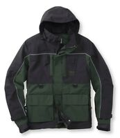 Mens Small Llbean Ll Bean Big Water Rain Jacket Gore-tex Extreme Waterproof