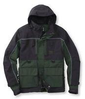 Mens Small Llbean Ll Bean Big Water Rain Jacket Gore-tex Extreme Waterproof