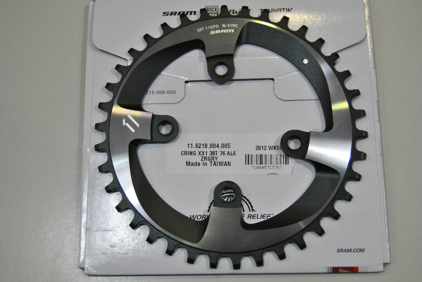 Corona TRUVATIV SRAM 38 Denti XX1 BCD 76mm 1x11Speed