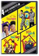 REID,CHRISTOPHER-House Party Collection: 4 Film Favorites  DVD NEW