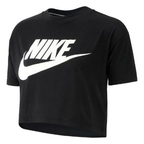 Damen Nike Maglietta Crop Maglietta Maglietta 9585 nwx1qxzTf
