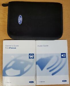 ford focus owners manual 2007