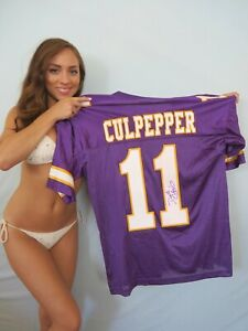 Daunte-Culpepper-signed-autographed-Vikings-authentic-Starter-stitched-11-jersey