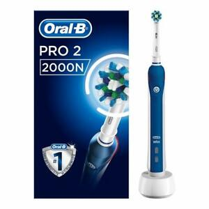 Oral-B-Pro-2-2000N-CrossAction-Electric-Rechargeable-Toothbrush