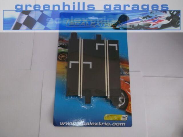 Greenhills Scalextric Sport Track Starter Grid x 2 BNIP C7018