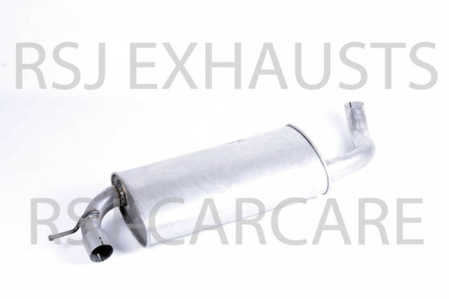 Fits Ford Focus MK1 1.4 16V Genuine EEC Exhaust Pipe Back Box End Rear Silencer