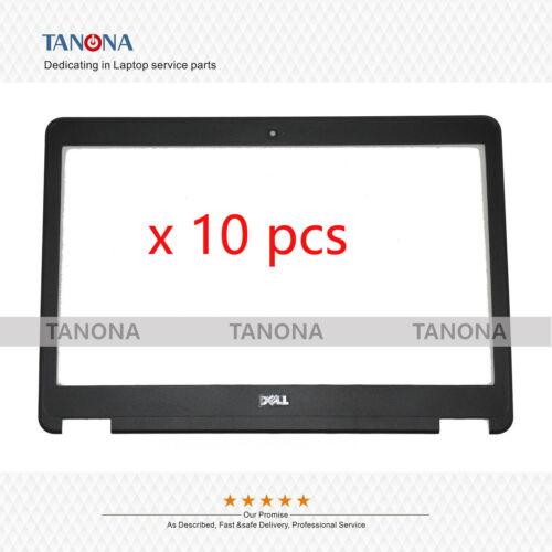10 x New 002TN1 02TN1 for Dell Latitude E7440 LCD Front Trim Bezel Cover