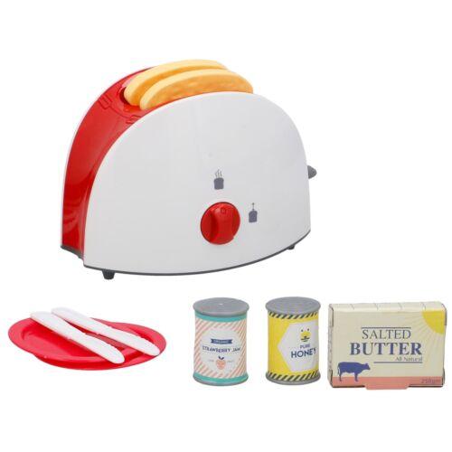 Kids Toy Children/'s Kitchen Play Kitchen Kitchen Toaster Toast Bread
