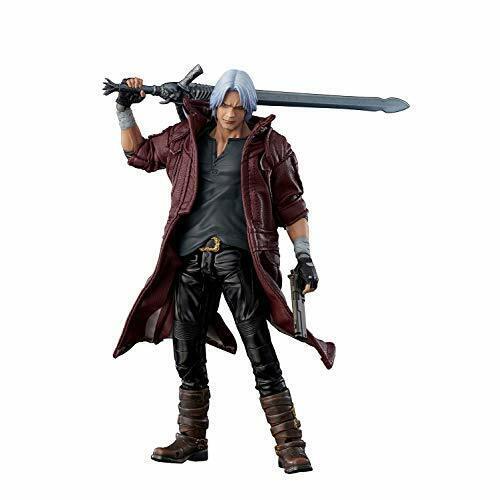 Sentinel 1 12 Devil May Cry 5 Dante escala 1 12 figura de acción con seguimiento Nuevo