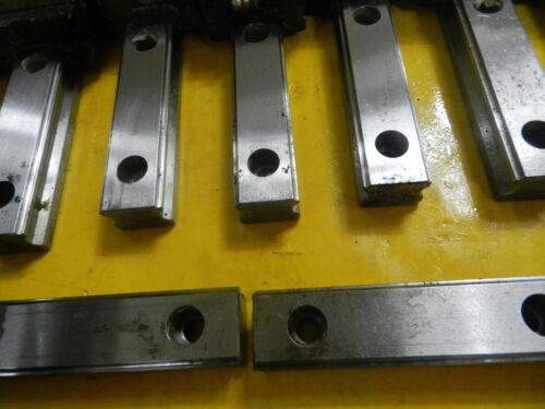 Used 1Block Rail Length:360mm THK // SHS30 // LM GUIDE 1pcs