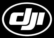 DJI Euro Oval  Window / Hard Case Decal Sticker - Buy 2 Get 1 FREE