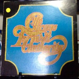CHICAGO-TRANSIT-AUTHORITY-Debut-ALBUM-Released-1969-Vinyl-Record-Collection-US
