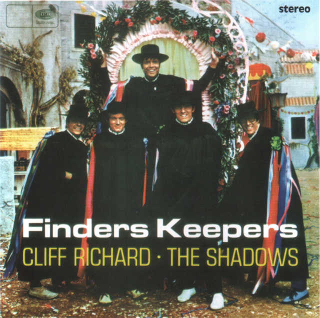 Cliff Richard And The Shadows - Finders Keepers (2005) (EMI - 7243 4 77716 2 0)