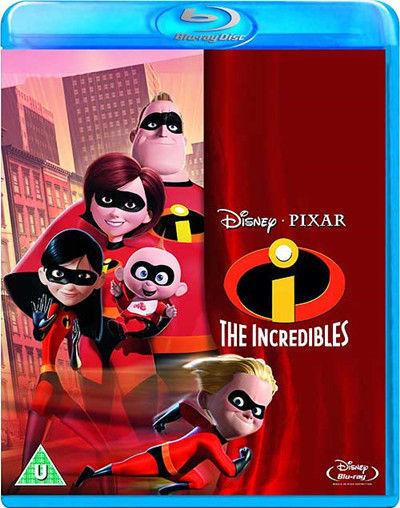 Die Incredibles Blu-Ray Neu Blu-Ray (BUY0162801)