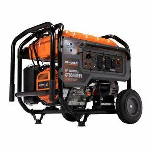 Generac XT8500EFI Generator, Electronic Fuel Injection