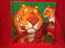 """Harcourt Trophies """"Just For You"""" HC Reader Book Level 2-1 Home School"""