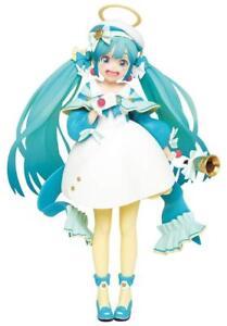 "Vocaloid Hatsune Miku Sakura Miku 6/"" PVC figure Taito 100/% authentic"