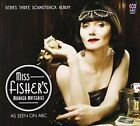 Miss Fisher's Murder Mysteries - Various Artists 2015 CD