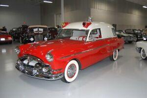 1954 Packard Henney Jr Ambulance