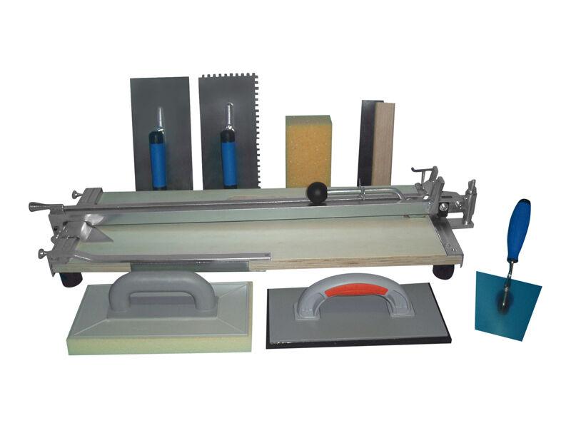 Profi Fliesenschneider 610 mm + Fliesenleger Werkzeuge   Deutschland Store    Tadellos    Vorzüglich
