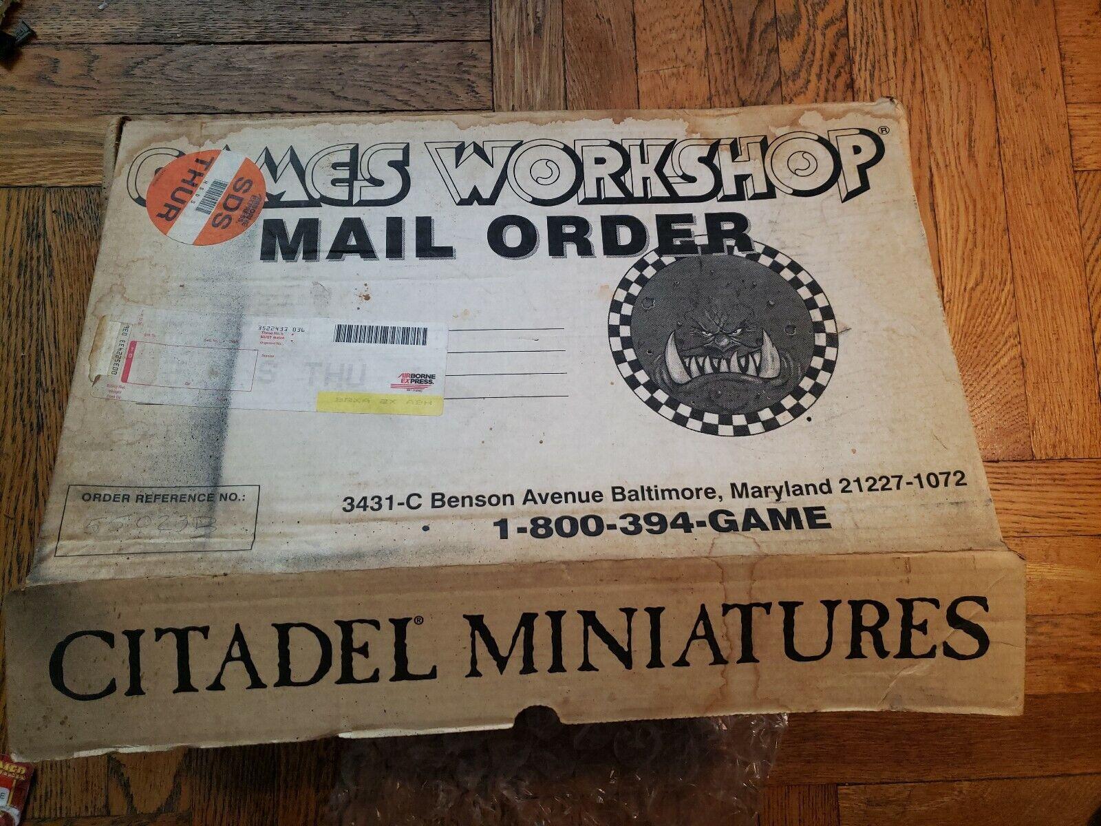 descuento de bajo precio Juegos Workshop Citadel Miniatures Warhammer Warhammer Warhammer tanques Set Plus Accesorios  saludable