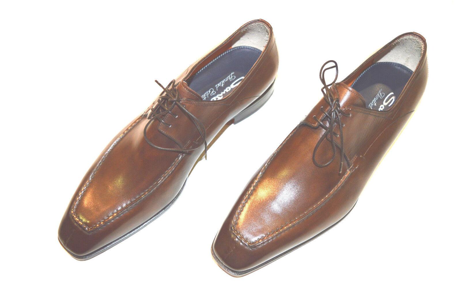 Nuevo Vestido SANTONI Edición Limitada Zapatos Talla nos 10.5 LED (70)