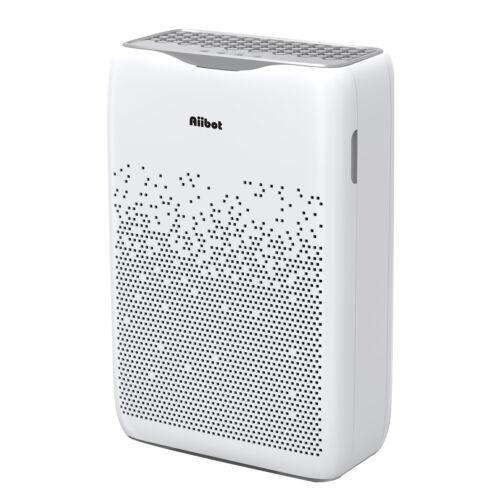Schlafzimmer Leise Aiibot Luftreiniger gegen Staub Pollen Gerüche für Wohnung