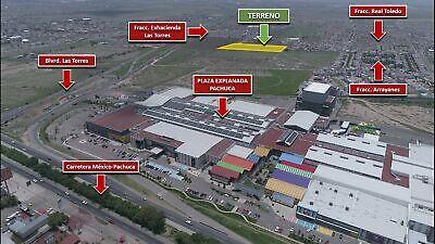 TERRENO EN VENTA DE 2.4 HAS EN BOULEVARD LAS TORRES, PACHUCA, HIDALGO.