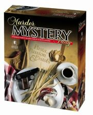Murder Mystery Party Games - Pasta, Passion and Pistols