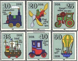 DDR-2566-2571-kompl-Ausgabe-postfrisch-1980-Spielzeug