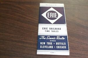 NOVEMBER-1947-ERIE-RAILROAD-FORM-1-SYSTEM-PUBLIC-TIMETABLE