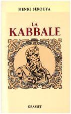 SEROUYA Henri - LA KABBALE - 1985