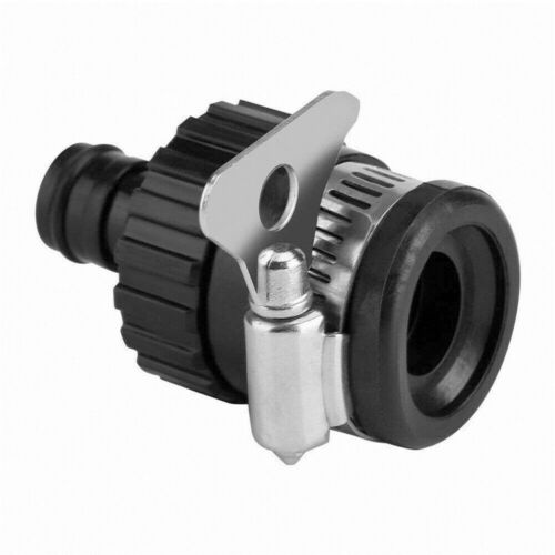 Universal Water Faucet Adapter Tap Connector Kitchen Garden Hose Pipe Fitting TR