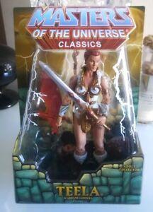 Mattel Masters Of The Universe Classics: La figurine d'action de Teela doit avoir Fastship 27084738186