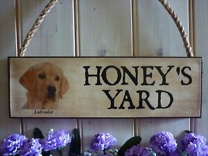 FUNNY-WOODEN-SIGN-OUTDOOR-SIGN-YARD-SIGN-PERSONALISED-LABRADOR-GIFT-DOG-GIFTS