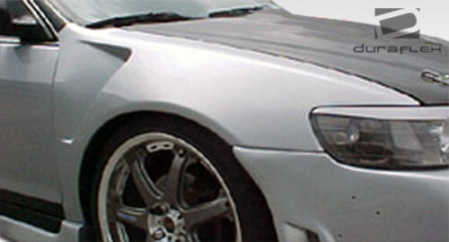 00-05 Toyota Celica Duraflex F-1 fenders 2pc 100188