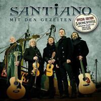 Santiano Mit den Gezeiten CD Album Special Edition NEU  foliert + 5 Bonus Titel