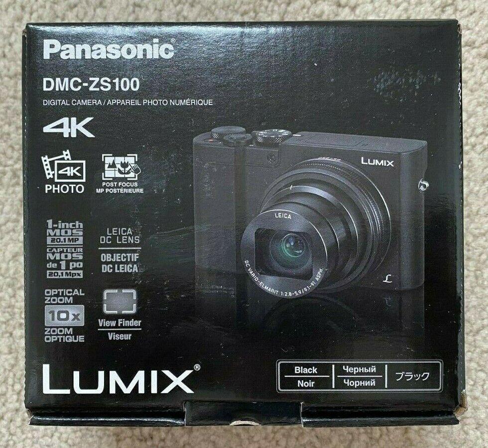Panasonic Lumix DMC-ZS100 Digital Camera Memory Card 2X 64GB Secure Digital Class 10 Extreme Capacity Memory Card SDXC 2 Pack