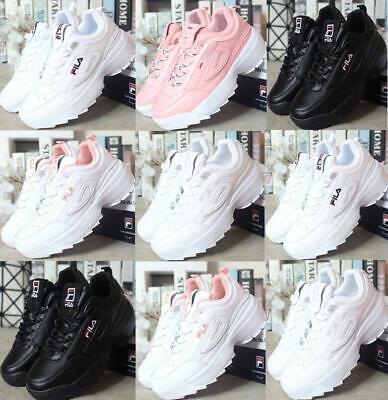 FILA Girls Disruptor II 2 Sneakers
