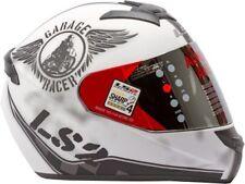 LS2 Helmets - FF352 - Rookie Fan White - Full Face Imported Motorcycle Helmet