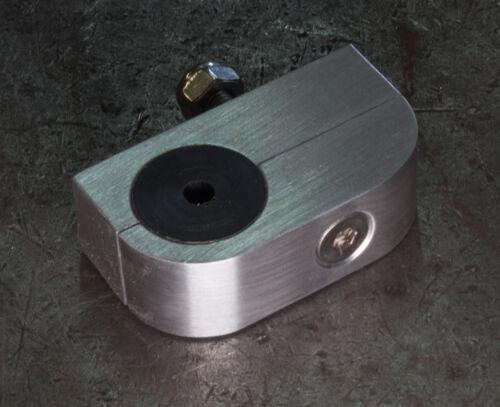 "Brake//Fuel Line Clamp Alter Ego MED 1063 Series 1 Hole 3//16/"" PILOT HOLE INSERT"