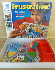 Frustration Board Game Vintage Family Fun Complete Pop O Matic Dice