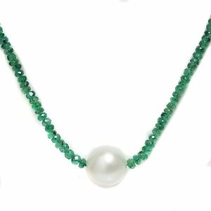 South-Sea-Pearl-Emerald-Necklace-11-MM-14kt-White-Gold