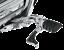 Kuryakyn 4074 Ergo Cruise Mounts w// Switchblade Heel Pegs FOR HONDA Goldwing