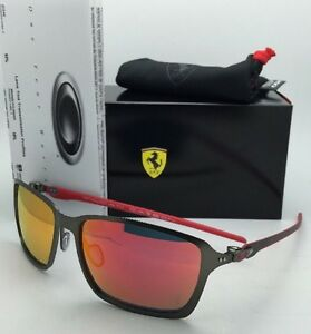 c60647a3695 Image is loading OAKLEY-Sunglasses-Scuderia-FERRARI-Edition-TINCAN-CARBON -OO6017-