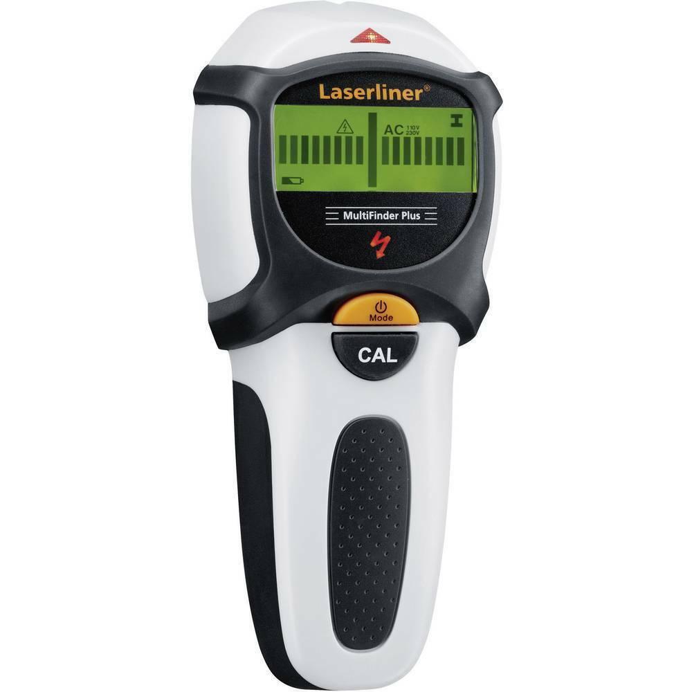 Laserliner Ortungsgerät MultiFinder Plus 080.965A Ortungstiefe (max.) 100 mm