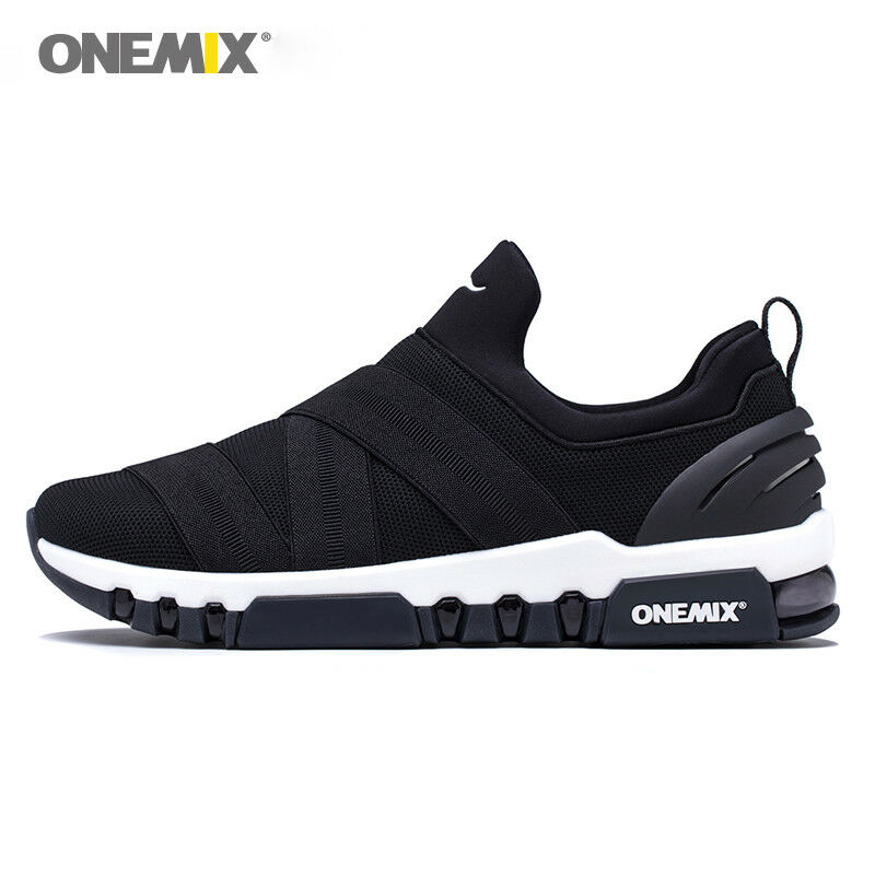 Onemix New Original Mens Running shoes Classic Athletic Sneakers Casual Trainers