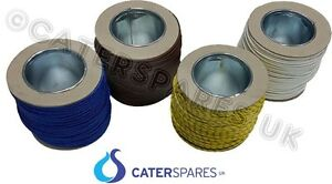 100M-ROLL-HIGH-TEMPERATURE-SILICONE-WIRE-FIBREGLASS-COATED-1-5MM-VARIOUS-COLOURS